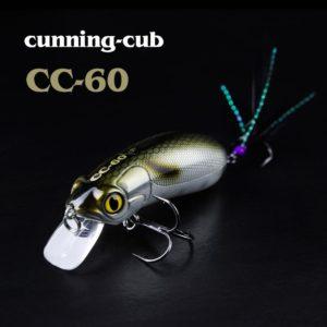 Lurefans CC-60 — купить оригинал на алиэкспресс