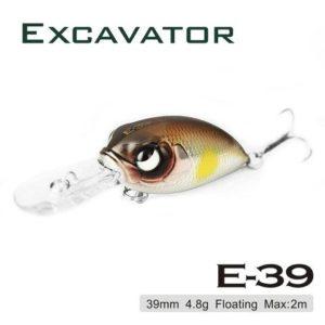 Lurefans Excavator 39 — купить оригинал на алиэкспресс